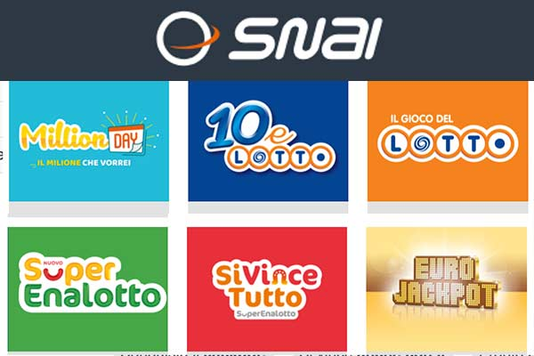 Lotterie Snai