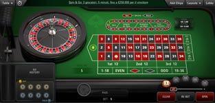 Roulette online 10 centesimi
