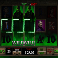 Dr. Jekyll & Mr Hyde Slot