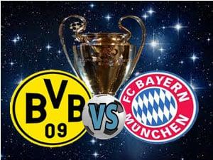 bayer vs borussia dortmund champions league