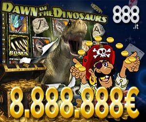 Promozioni Casino 888 e Titanbet