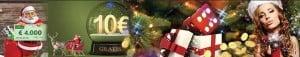 Bonus casinò - Natale 2013