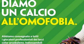 Paddy Power contro l'omofobia!