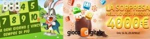 Promozioni Pasqua 2014 888 e Gioco Digitale