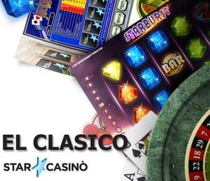 El Clasico Star Casino Maggio 2014