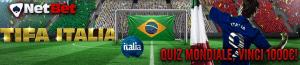 Quiz Mondiali 2014 NetBet