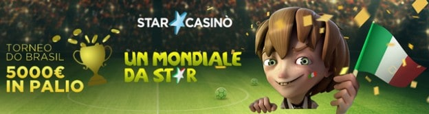 Star Casino Bonus Mondiali