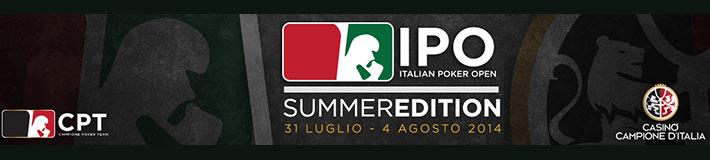 IPO 15 Summer Edition
