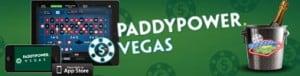 Paddy Power Mobile Casino Vegas