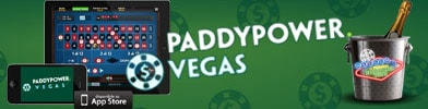 Paddy Power Mobile Casino Vegas