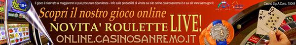 Casinò di Sanremo Online