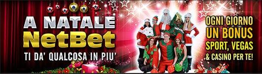 Bonus Natale Netbet 2014