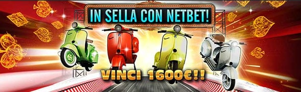 In Sella con Netbet