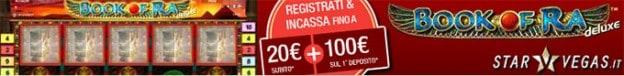 StarVegas Bonus Senza Deposito