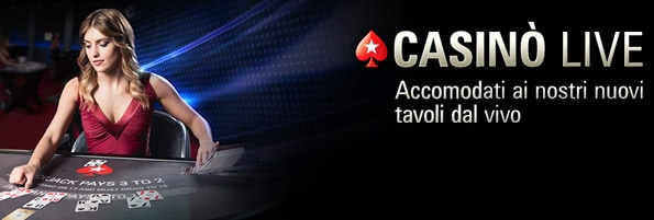 pokerstars casino -live