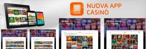 app casino gioco digitale