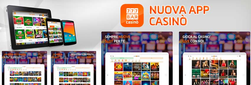 app casino gioco digitale