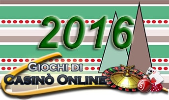 giochi di casino online 2016
