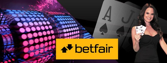 betfair bonus slot blackjack