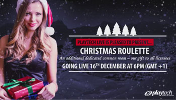 christmas roulette live