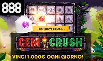 gem crush 888 casino