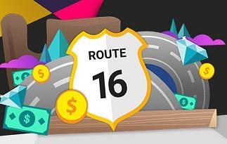 Route 16 bwin