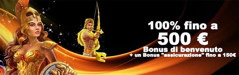Casino.com Italia | Batman and the Batgirl Bonanza
