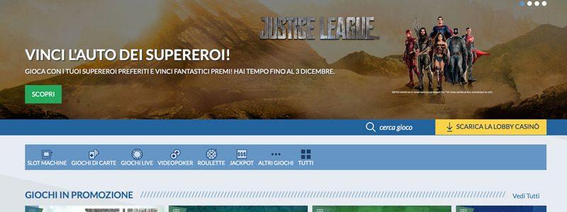 eurobet nuovo sito
