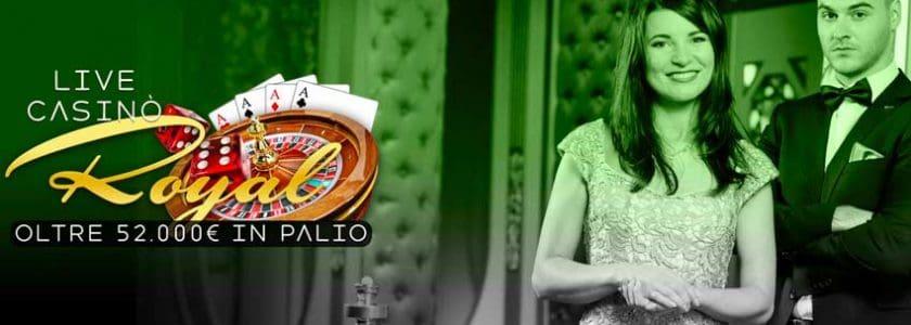 live casino royal