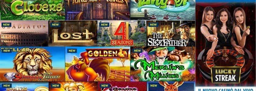 nuovi giochi slot betflag
