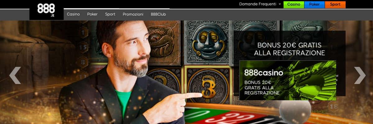 Casino 888 Italia