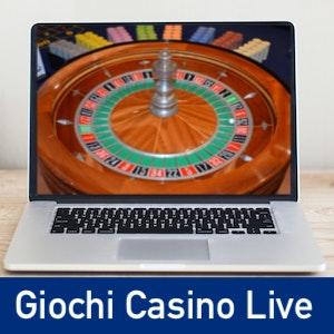 giochi casino live