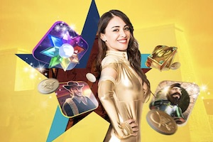 Welcome offer starcasino