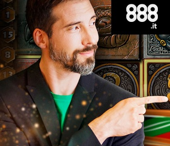 bonus benvenuto 888 casino