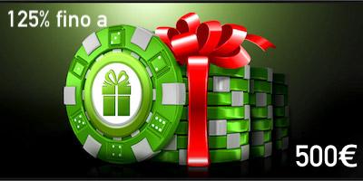 bonus primo versamento 888 casino